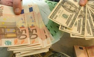 Курс евро впервые с 1 апреля превысил 87 рублей
