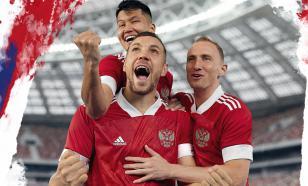 Стал известен состав сборной России на матч со Швецией
