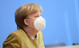 В Германии снова продлили жёсткий локдаун