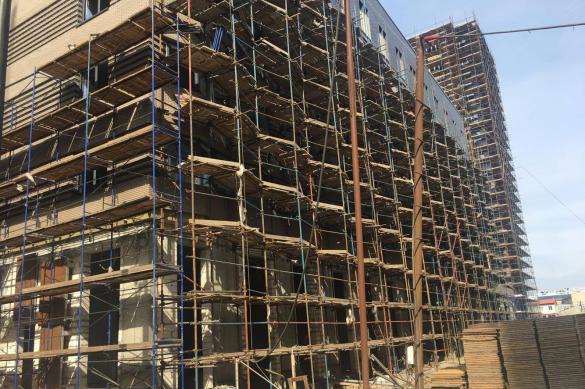 Около 200 тыс. кв.м жилья построят для переселенцев на месте Ховринской больницы