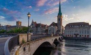 В Швейцарии возобновят работу магазины и рестораны