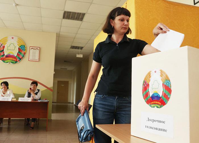 Миссия СНГ оценила досрочные выборы в Белоруссии