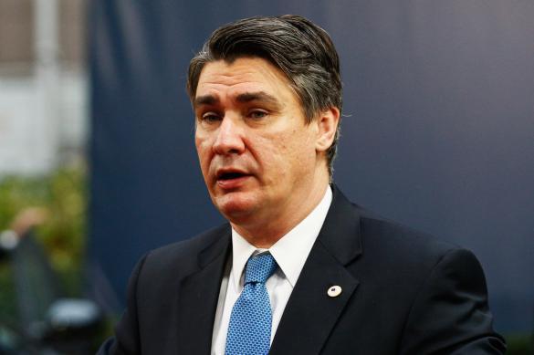 Глава Хорватии приедет в Россию