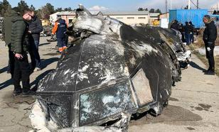 Украина получила отчёт о сбитом Boeing от Ирана