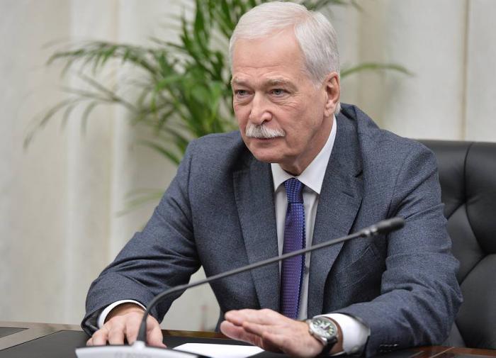 Грызлов сообщил об отказе Киева вернуться к очным переговорам по Донбассу
