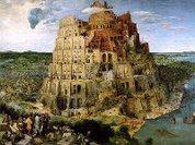 Найден проект Вавилонской башни