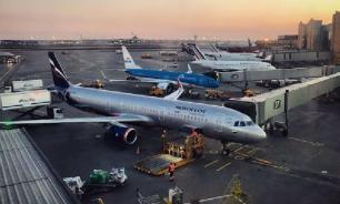 """Неизвестные сообщили о """"минировании"""" трех пассажирских самолетов"""