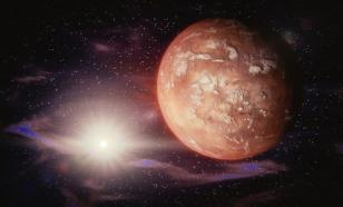 Астрономы впервые зафиксировали в атмосфере Марса зеленое свечение