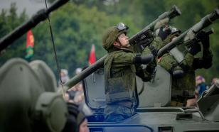Армия Белоруссии на западе страны приведена в полную боеготовность