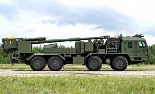 """Стали известны сроки испытаний самоходной гаубицы 2С43 """"Мальва"""""""