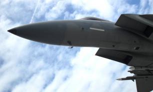 США перебросили военный самолет к Керченскому проливу