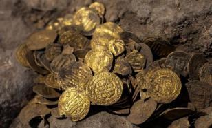 В Израиле подростки нашли клад эпохи Аббасидов