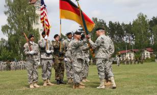 США заморозили вывод своих войск из Германии