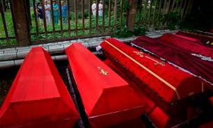 """Похоронные бюро ждет массовая проверка после """"хованского побоища"""""""