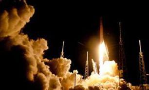 """Falcon9 выпустил """"Дракона"""" и успешно сел на космодром"""