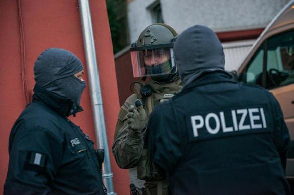 Рекордную партию наркотиков весом в 23 тонны изъяли в Европе