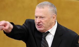 Жириновский призвал уволить директора, который порвал ухо школьнику
