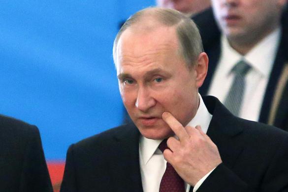 "Киселёв: Путин думает о преемнике ""с утра до вечера"""