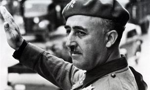 Завещание Франко обнародовали в Испании
