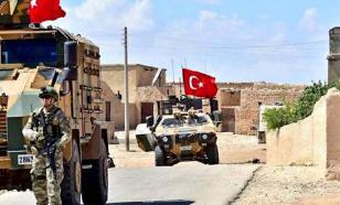 Россия и Турция совместно патрулируют территорию Сирии