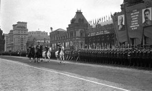 Как это было в 45-ом: ФСБ рассекретила документы о первом Параде Победы