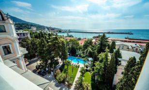 Крымские отели уже заполнились на 100%