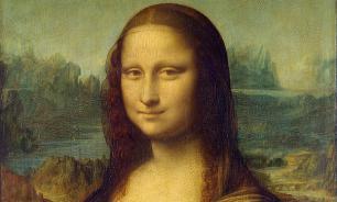 """Под картиной """"Мона Лиза"""" обнаружили неизвестный рисунок"""