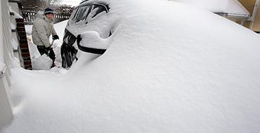 """ВК: """"Нью-Йорк потерял 0 млн из-за снежной бури - Псаки скажет, русские виноваты"""""""