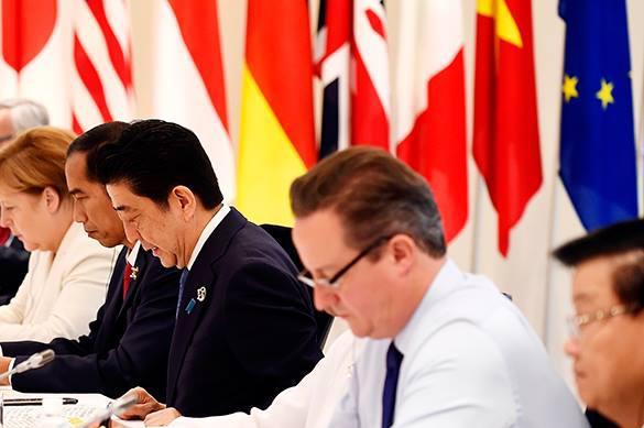 Лидеры G7 договорились продлить и усилить санкции против России