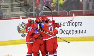 Сборная России показала лучший результат за 10 лет на юниорском ЧМ по хоккею