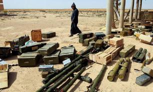 Турция занимается контрабандой оружия в Ливию