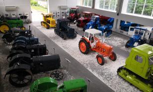 Музей истории трактора в Чебоксарах