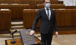 Премьер-министр Словакии вызывает недоверие у парламента