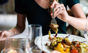 Российским ресторанам предложили уменьшить порции блюд в меню