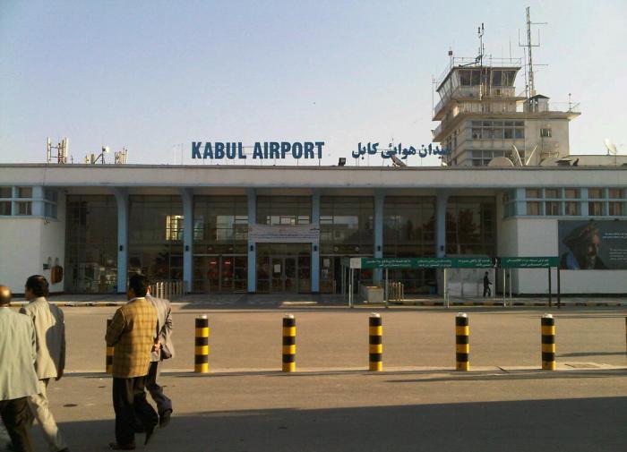 В аэропорту Кабула прогремел взрыв после атаки террориста-смертника