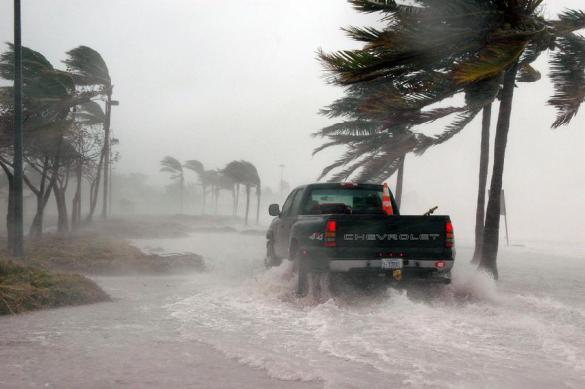 Месть природы: 2005-й начался в Европе с урагана и наводнения