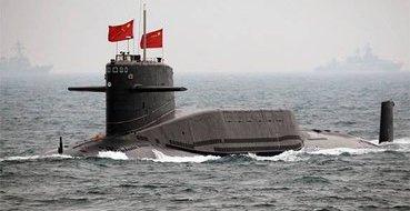 Китай разрабатывает четвертое поколение АПЛ