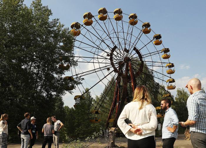 Туроператорам упростили работу в зоне Чернобыльской АЭС