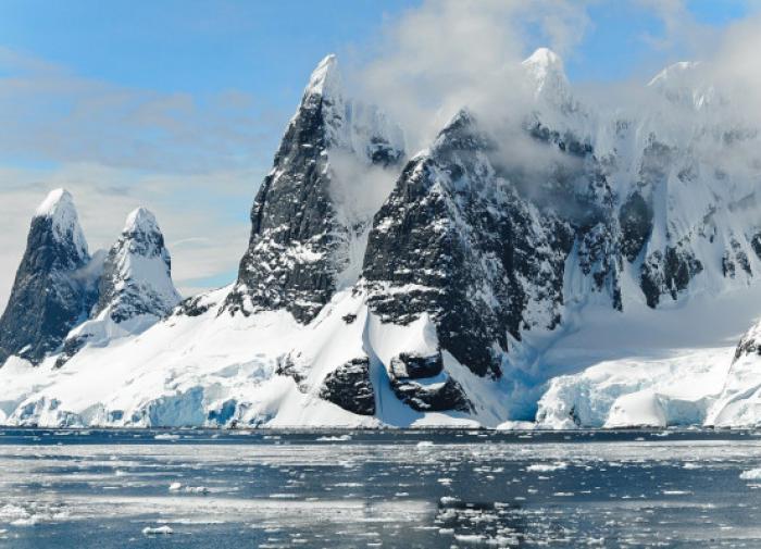 В Антарктиде обнаружили активную утечку метана c морского дна