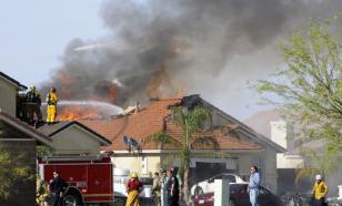 Пожар в Якутии: погибли двое детей