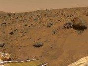 Землетрясение на Марсе: жизнь есть!