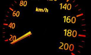 В Сербии задержан болгарин из Германии за езду со скоростью 235 км/ч