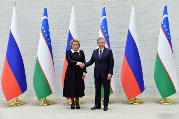 Выгодно ли России вступление Узбекистана в ЕАЭС?