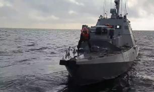 Украинский моряк обвинил Россию в воровстве своего нижнего белья