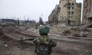 Киев обещает построить стену между Украиной и Донбассом