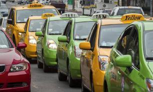 Сургутские таксисты вышли на забастовку