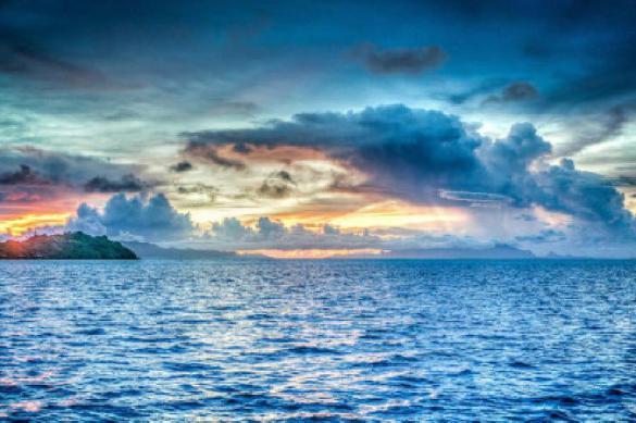 Ледяное облако из космоса может привести к Всемирному потопу