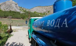 Данные по отключению воды в Крыму направлены в ООН