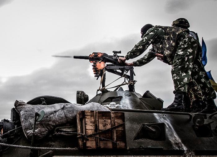 Украинский генерал сообщил о готовности захватить Донбасс