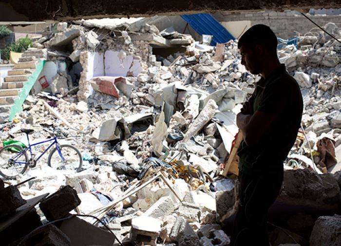 Удары «гуманистов» по Ираку крепчают